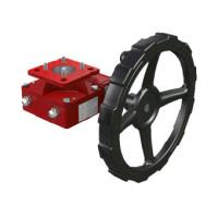 Cheap Clutch Handwheel Gear Operator  Worm Gear Reducer Cooperate With Pneumatic Actuator for sale