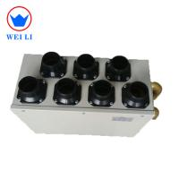 Buy cheap 12 Months Warranty 7 Holes Windshield Defroster 600m3/H Air Volume 100Pa from wholesalers