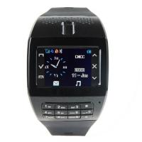 Best 2012 wrist watch phone Quad-band 1.5 inch Touch Screen 1.3 Mega Pixels Camera wholesale