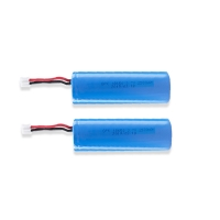 Best Rechargeable 3.7V 2500mAh 18650 Battery Pack For Power Storage wholesale