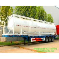 Cheap 40ft bulk cement tank containers for sale Portable iso Tank Container  WhatsApp:8615271357675  Skype:tomsongking for sale