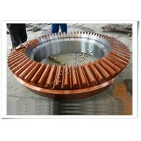 China Professional Shaft Mounted Helical Bevel Gear Of Mine Gear Reducer on sale