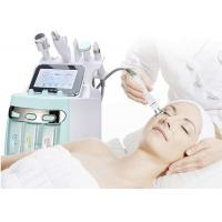 China Portable H2O2 Oxygen Facial Machine 6 Treatment Handles With 8.4 Inch Touch Screen on sale