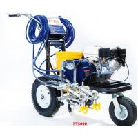 Best Petrol Engined Road Line Marking Machine 4.0L/Min Delivery Rate wholesale