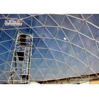 Best 9m Diameter clear PVC Geodesic Dome Tents with glass door for outdoor events wholesale