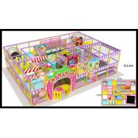 Best The Cheap Super Market Commercial Indoor Playground Equipment for Kids wholesale
