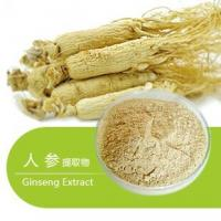 Best Natural Panax powder Ginseng Extract 80% CAS:90045-38-8  for  Food and Supplements wholesale