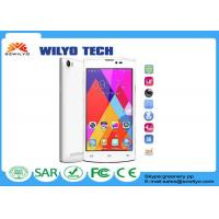 China White 5.5 Inch Screen Cell Phone Android Front 8Mp Back 13.0Mp 1G Ram 8G Rom WL7 wholesale