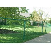 Buy cheap Galvanised Or Pvc Coated 7ft Privacy Cloth For Chain Link Fence , Easily from wholesalers