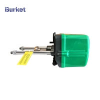 Buy cheap Globe Flow Direction 220v Electric Actuated operator steam Control Valve from wholesalers