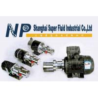 China 98 Low Flow High Pressure Water Pump Magnetic Drive Gear Pump ISO Approved on sale