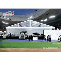 China UV Resistance Big Event Tents With Clear Pvc Cover And Aluminum Frame For Sports on sale