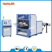 China 4 Kw Automatic Paper Cup Die Cutting Machine HLD - 850 High Speed on sale