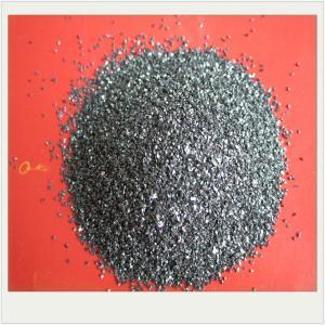 Coarse Black Silicon Carbide, SiC 99% high purity silicon carbide for sale