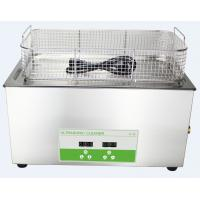 Best Stainless Steel Industry Heated Ultrasonic Cleaner Heater Timer 30l Axis And Shaft Parts wholesale