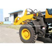 Cheap SINOMTP 938 Wheel Loader With 400mm Ground Clearance And 4.83s Boom Lifting Time for sale