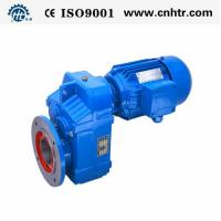 Best F series parallel shaft helical gear motor wholesale