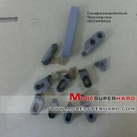 China PCD&PCBN cutting tools Cocoa@moresuperhard.com on sale