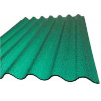 Best PC Corrugated Plastic Greenhouse PanelsOpaque Corrugated Roofing Sheetsfor Building wholesale