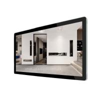 China 4k 55 Inch Lcd Digital Signage Display / Lcd Video Wall Panels 1920*1080 on sale
