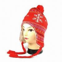 Best Acrylic Women Hat, Suitable for Promotion, Various Designs are Available wholesale