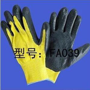 Best 13 Gauge Kevlar Cut resistance Glove Nitrile Palmed wholesale