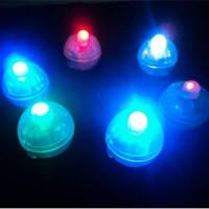 China Multicolored Flashing Led Balloon Lights, Mini Led Lights, battery led lights,led decorative lights on sale