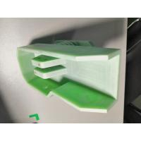 Buy cheap FR4 laminate epoxy resin fabric complex machined parts from China from wholesalers