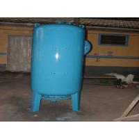 Cheap Hydraulic Big Water Treatment Filter For Swimming Pool , Automatic Head for sale