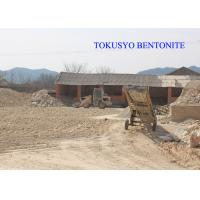 China High Whiteness Sodium Bentonite Clay For Paint Filler 300mesh on sale