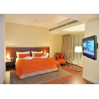 Cheap King Size Hotel Guest Room Furniture ISO9001 SGS BV COC Certification for sale