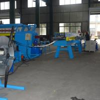 China Servo Cutting High Speed Strut And Track Roll Forming Machine With Long Life on sale