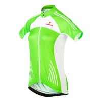 China Moisture Wicking Fabric Antibacterial Women Bicycle Shirt on sale