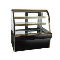 Best Three Layers Cake Display Refrigerator With Marble , Glass Material 220v 50Hz wholesale