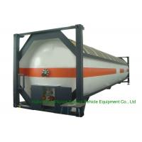 Best T50 Type 40FT DME LPG ISO Container , LPG Tank Container For Shipping wholesale