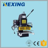 China Hot Foil Stamping Machine,Hot Press Foil Stamping on sale