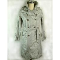 Best S / M / L / XL / XXL Double Breasted Overcoat wholesale