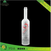 Best Frost Decal Glass Bottle for Vodka,Whiskey,etc wholesale