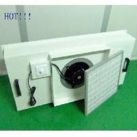 Buy cheap Galvanized Fan Filter Unit FFU for Hospital from wholesalers