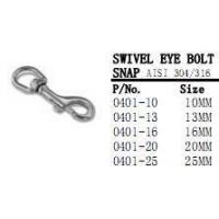 China Swivel Eye Bolt Snap. on sale