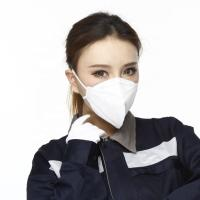 China Anti dust Foldable N95 Mask , Eco friendly Folding Protective Mask for Personal Care on sale