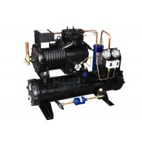 Best CA-0300 Water Cooled Condensing Units Low Temperature Low Noise Highly Stable Perfomance wholesale