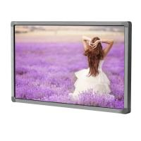 Best 60 Inch Smart Wall Mounted Digital Signage Aluminum Alloy Frame For Home wholesale