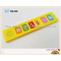 Best Popular 6 Button Sound Book Module Indoor Educational Toys wholesale