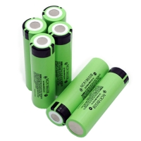 Best Deep Cycle 12.58wh Panasonic 18650 Battery 3400mAh wholesale