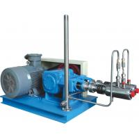 Buy cheap Low Vibration LNG Cryogenic Liquid Pump For L-CNG Piping Supply 10000-30000L/h Blue Color from wholesalers
