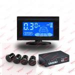Best 2 / 8 Wireless Buzzer LCD Parking Sensor System RS-106-4M wholesale