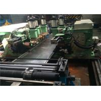 8-15m/min Roller Forming Machine 1.0~1.6mm Plate Thickness Hydraulic Cut Blade