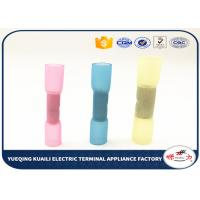 China AWG Wire electrical heat shrink butt connectors for protecting joints on sale