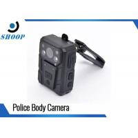 "Best GPS Wireless Security Body Camera Black With 140 Degree Wide Angle 2"" Screen wholesale"
